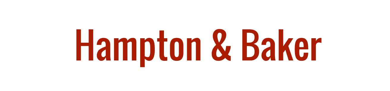 Hampton and Baker logo
